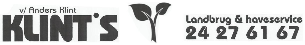 Klint's lh service logo